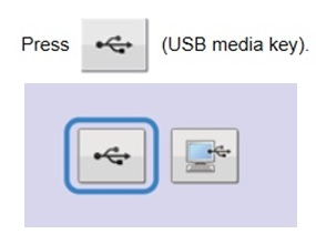USB upload