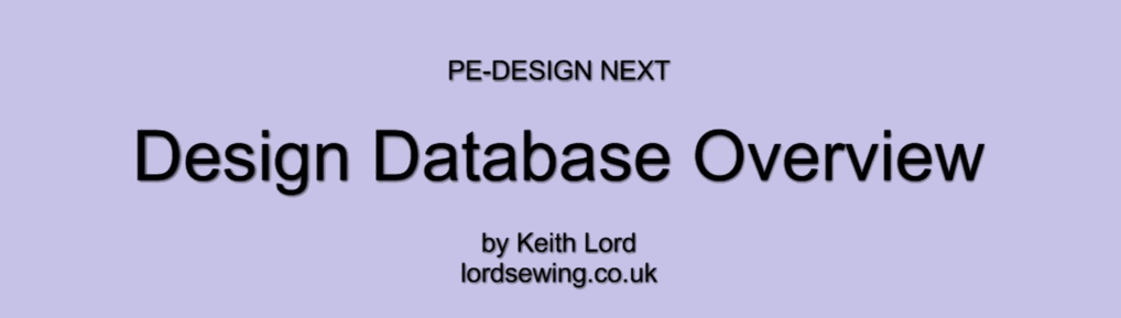 Blog-Database Overview wide image