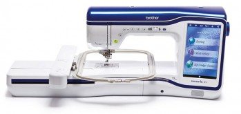 New Brother Innovis XV Embriodery Machine