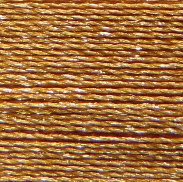 Golden Glow PF514 Floriani Embroidery Thread 1000M