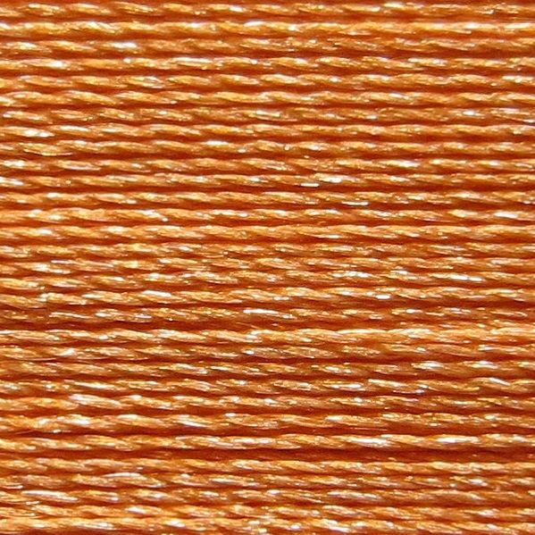 Orange Peel PF753 Floriani Embroidery Thread 1000M