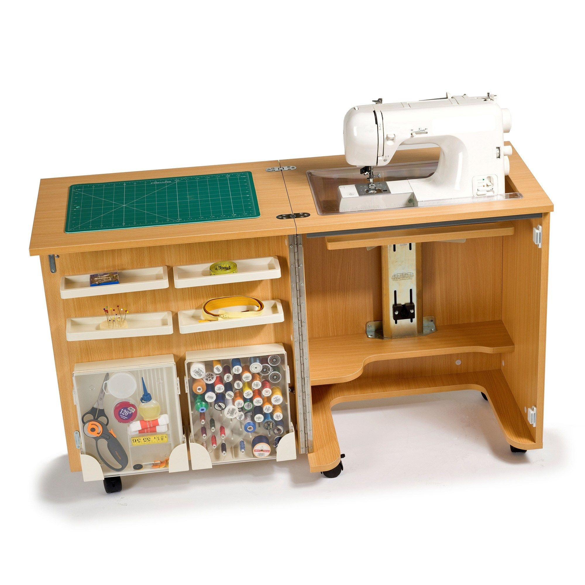 Attractive The Cub Plus Sewing Cabinet