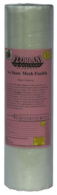 Fusible No Show Nylon Mesh