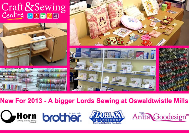 Lords Sewing Expands