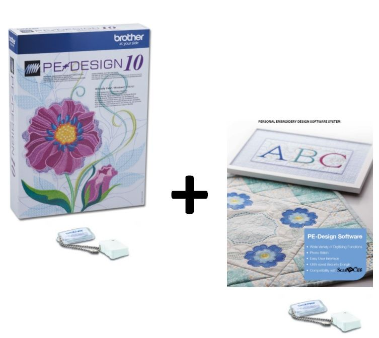 Brother Pe Design 10 Embroidery Full Software Mac
