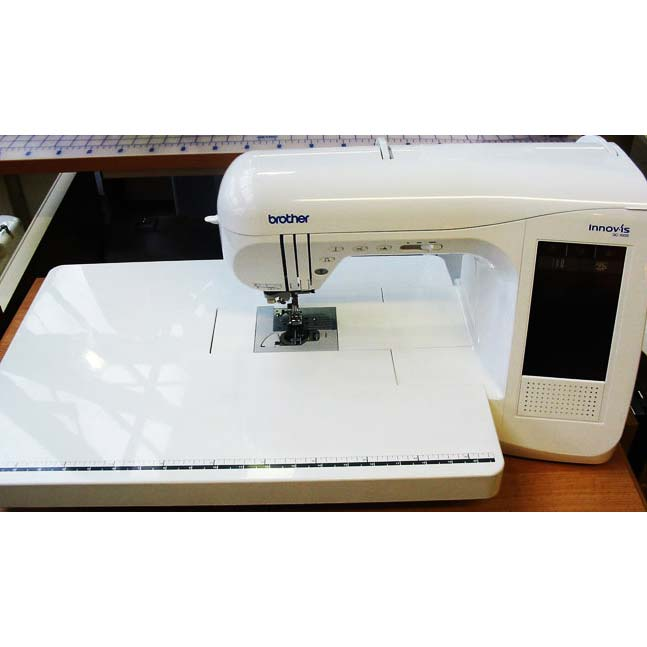 Brother QC40 Enchanting Brother P 1000 Sewing Machine