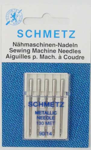 Schmetz Metallic Needles 90/14