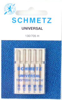 Schmetz Universal Needles Mixed