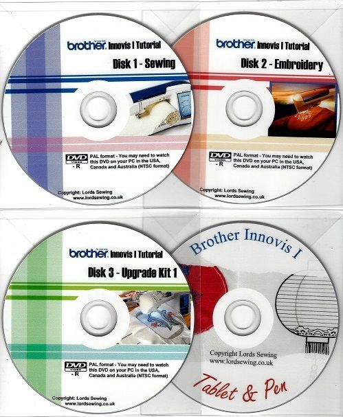 DVD tutorials