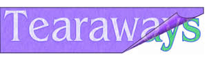 Tearaways Logo