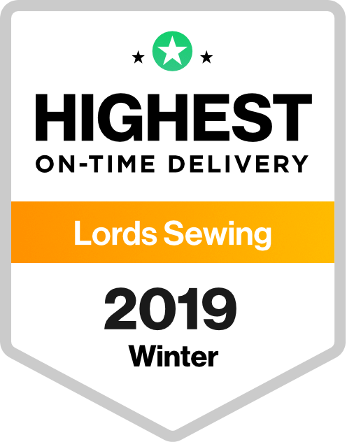 Lords Sewing Award Winning Delivery